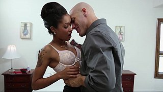 Tattooed black girl Skin Diamond