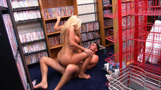 Sextape at Porn Store