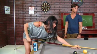 Eva seduces Step-son