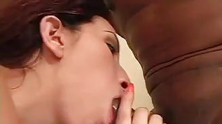 Hairy Laitna Creampied By A BBC