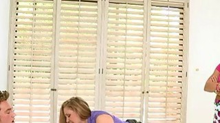 Carter Cruise and Her MILF Stepmum