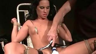 Hot slavegirl Bettina DiCapri