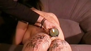 Asian bdsm gameshow of busty slavegirl Tigerr Jugg