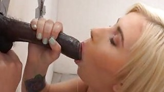 Cindy Lou facialed at Gloryhole