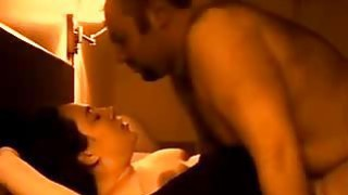 chubby and hubby in intimate homemade vid