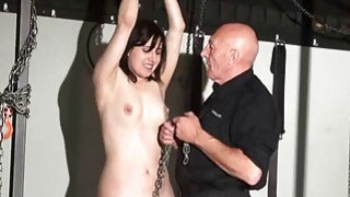 New amateur slave Honesty Cabelleros bondage