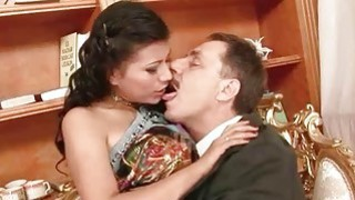 Grandpa fucking hot young latina girl