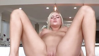 Kinky babe Kate England loves big dick