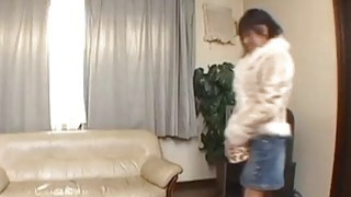 Rin Satomi busty has crack shaved