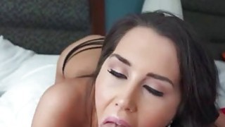 Nasty amateur girlfriend London Lynn fucked on camera