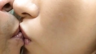 Hikaru Yuzuki pussy fingered and nailed from behind