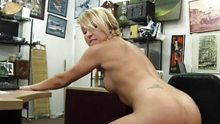 Cute babe pounded for her pets vet bill