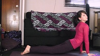 Flexible pussy home alone