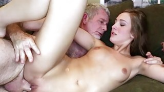 Molly and Her New Sex Routine with Coach