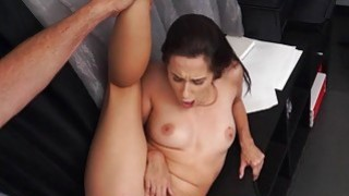 Cassidy Klien plays and fucks with dad