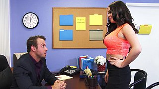 Office slut fucked