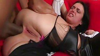 Precious anal sex before cam