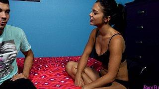 Violent sex punishment for a teen