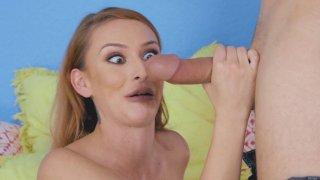 Expert Teaser Xeena Mae gets Full Facial