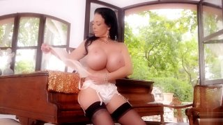 Horny sex scene Big Tits hot will enslaves your mind