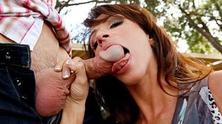 Ariella Ferrera & Johnny Sins in My Wife Shot Friend