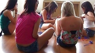 Teen sweethearts get lustful