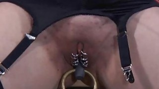 Getting despicable torture delights tough cumhole