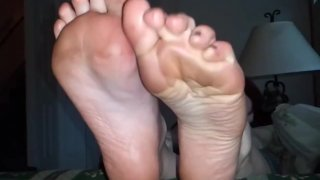 Horny porn video Feet greatest , take a look