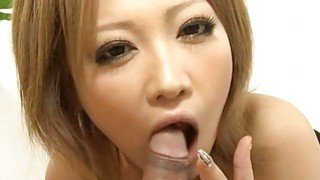Japanese babes beaver is awfully from toying
