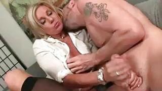 Horny Milfs Using Her Good Looks To Win Men