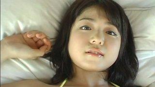 Sextractive Japanese chick Shizuka Nakamura flirting on a cam