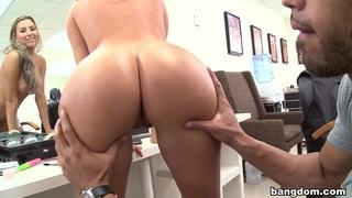 Gigi's Entrance Into Porn
